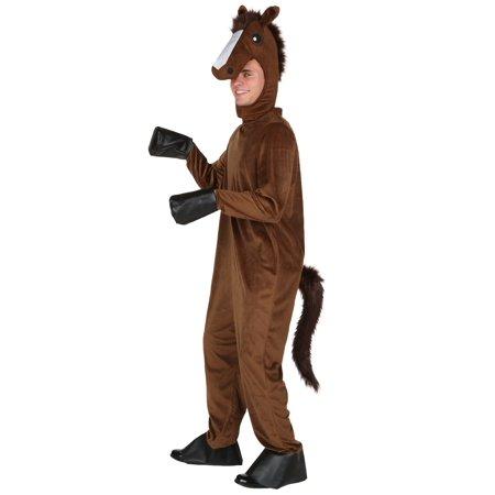 Plus Size Horse Costume