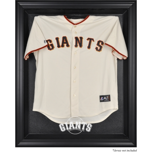 San Francisco Giants Fanatics Authentic Black Framed Logo Jersey Display Case - No Size