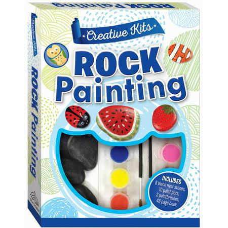 Creative Kits: Rock Painting - Tole Painting Books Halloween