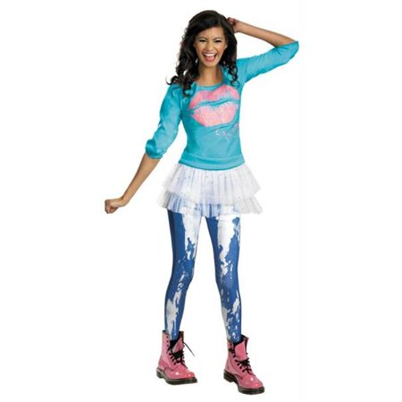 Costumes For All Occasions DG44928K Shake It Up Rocky Classic 7-8