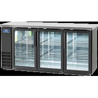 Arctic Air Back Bar Refrigerator ABB72G by Arctic Air