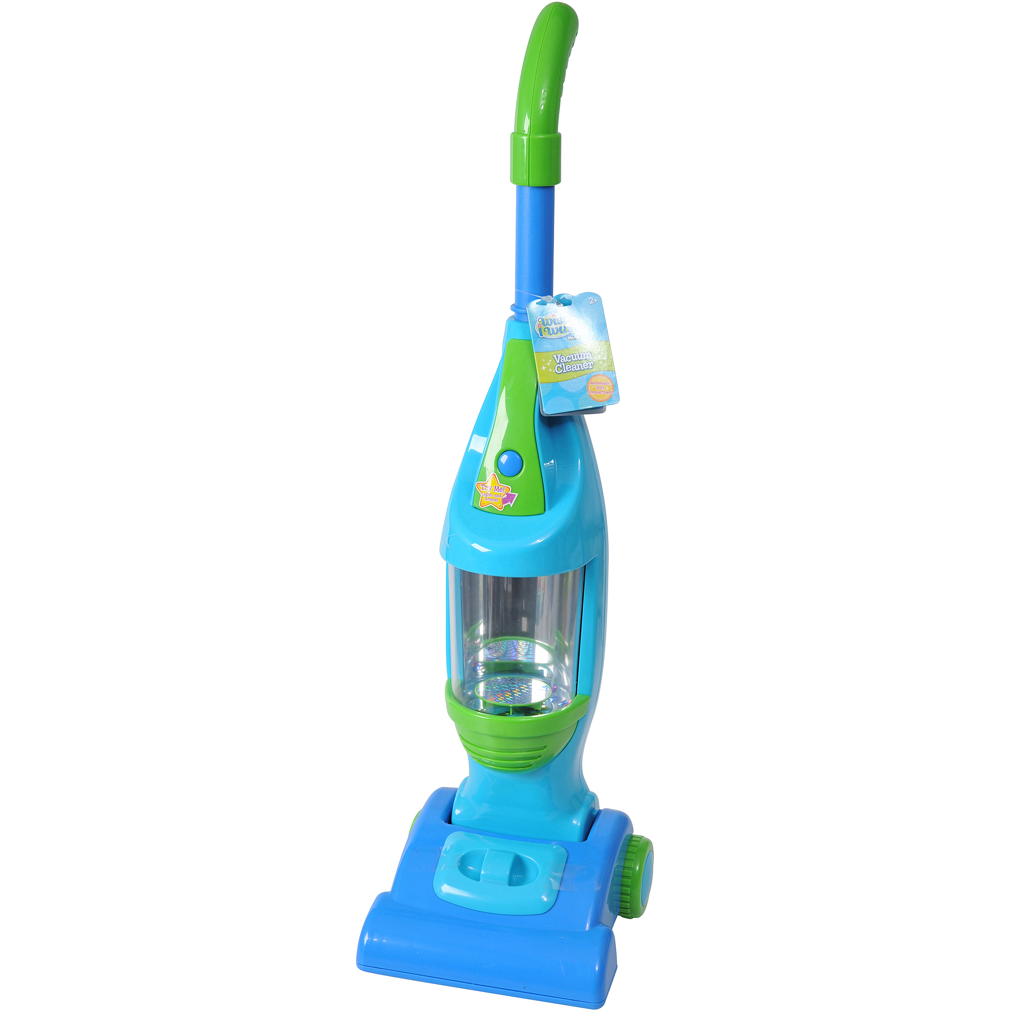 My Light Up Vacuum Cleaner Blue Walmart Com