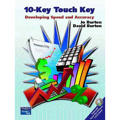 10-Key Touch Key: Developing Speed and Accuracy