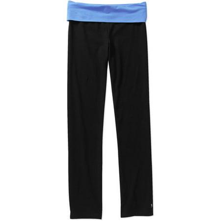 official store get new boy Danskin Now Women's Foldover Yoga Pants