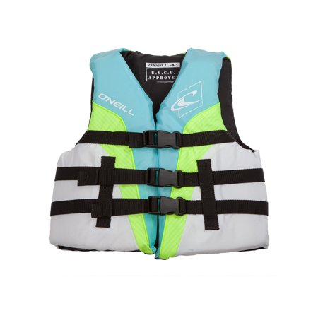 O Neill Superlite Youth Life Vest Uscg Approved Lifejacket
