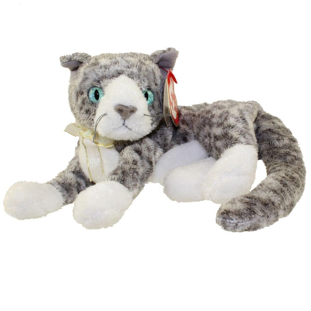 Ty Beanie Baby Purr The Kitten 7 5 Inch Walmart Com