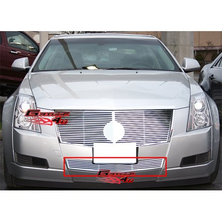 Fits 2008-2013 Cadillac CTS Lower Bumper Perimeter Grille Grill Insert  #A96578A