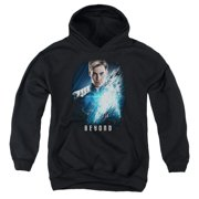 Star Trek Beyond Kirk Poster Youth Pullover Hoodie