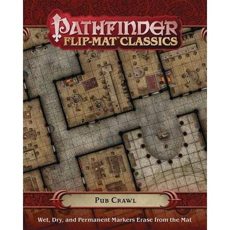 Pathfinder Flip-Mat Classics: Pub Crawl (Other) - Heights Pub Crawl Halloween