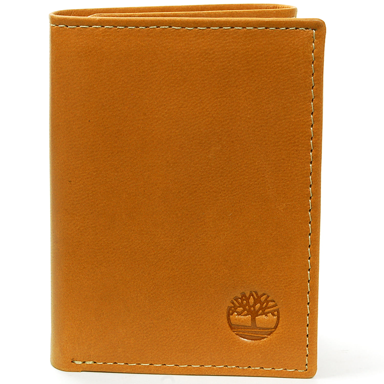 cb97ba8289de8 Timberland Men S Brown Genuine Leather Colorado Trifold Wallet ...