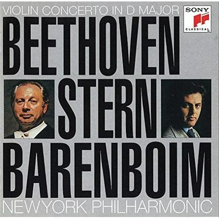 Beethoven / Stern, Isaac - Beethoven: Violin Concerto / Romances [CD] ()