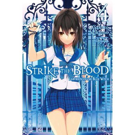 Strike the Blood, Vol. 4 (light novel) : Labyrinth of the Blue Witch ()