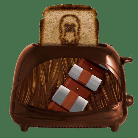 Star Wars Pangea Brands Star Wars Empire Chewbacca Toaster
