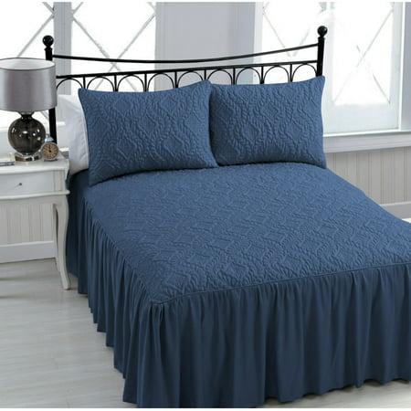Samantha 3pc Bedspread ()