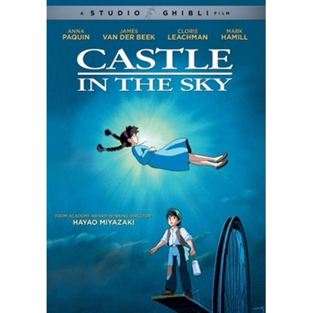 Castle In The Sky (DVD) (The Dream Castle)