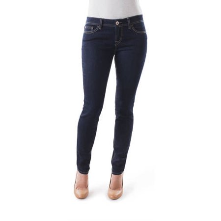 Jordache Women's Skinny Jeans Available in Regular and Petite ...
