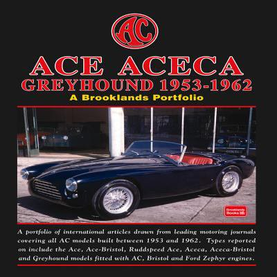 Image of Ace Aceca: Greyhound 1953-1962