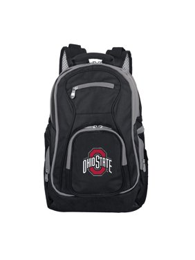 c08982ad811d Product Image NCAA Ohio State University Buckeyes Premium Laptop Backpack  with Colored Trim