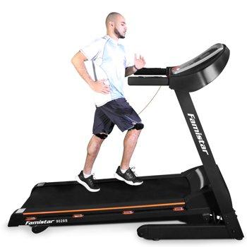 Famistar 9028S Folding Electric Treadmill Motorized Running Machine