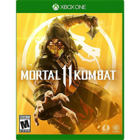 Mortal Kombat 11, Warner Bros., Xbox One, 883929668977 for $<!---->