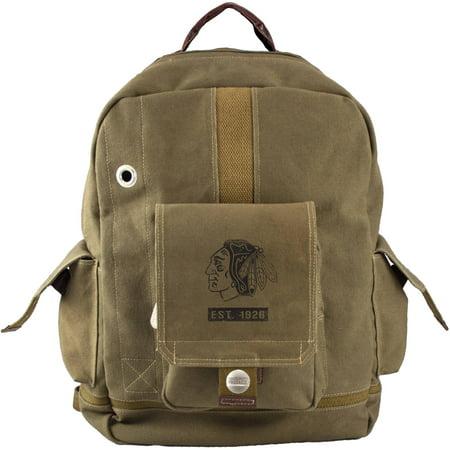 Little Earth NHL Prospect Backpack, Chicago Blackhawks by