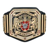 Official WWE Authentic  United Kingdom Championship Replica Title Belt Multi