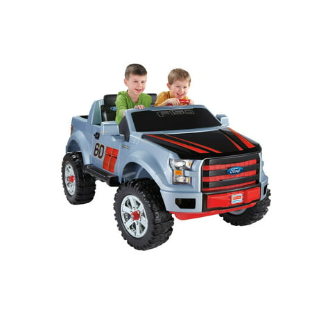 Power Wheels Ford F 150 Extreme Sport 12 Volt Battery Powered Ride On