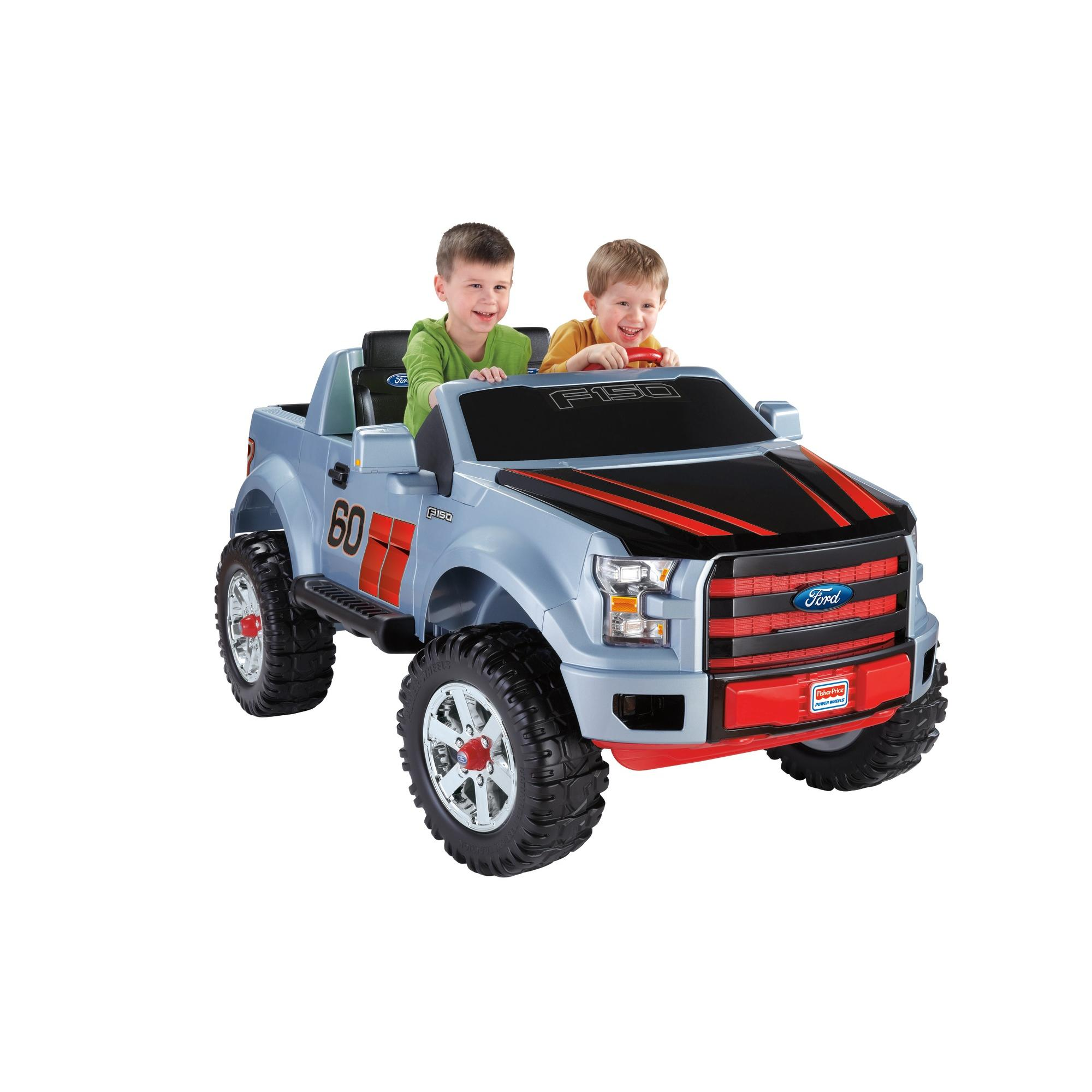 Power Wheels Ford F-150 Extreme Sport 12-Volt Battery-Powered Ride-On