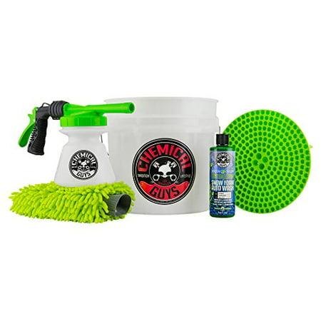 Chemical Guys HOL314 Torq Snow Foam Blaster R1 Foam Gun Starter Kit, 16 fl. oz, 1 - Chemical Starter Kit
