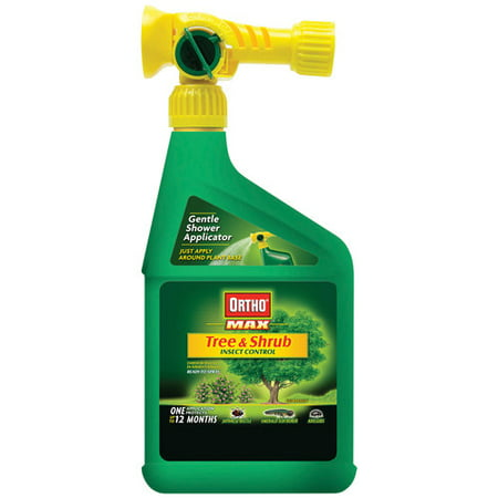 Ortho MAX Tree and Shrub Insect Control Ready-to-Spray 32-Ounce