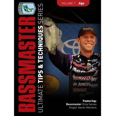 Bassmaster  Ultimate Tips And Techniques Series   Jigs