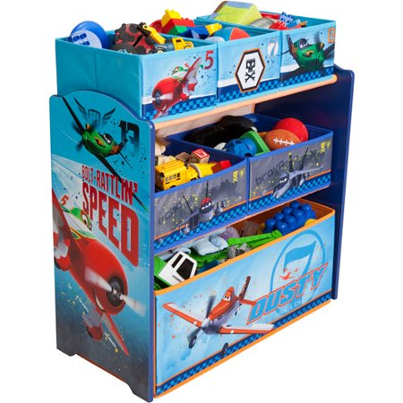Disney Planes Multi bin Toy Organizer   Walmart.com