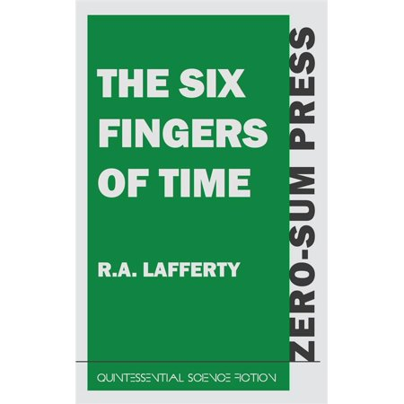 The Six Fingers of Time - eBook