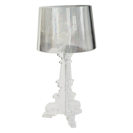 French acrylic table lamp clear walmart french acrylic table lamp clear aloadofball Image collections