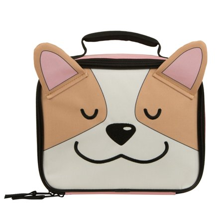 Lunch Bag - Corgi - Happy Face New lx7rkiplw - image 1 of 3