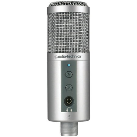 Audio-Technica ATR2500-USB ATR Series Cardioid Condenser USB Microphone Audio Technica Choir Mic