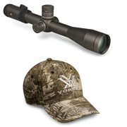 Vortex Razor HD 5-20x50 Riflescope (EBR-2B MOA Reticle) and Vortex Cap