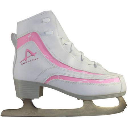 American Girls' Soft Boot Ice Skates