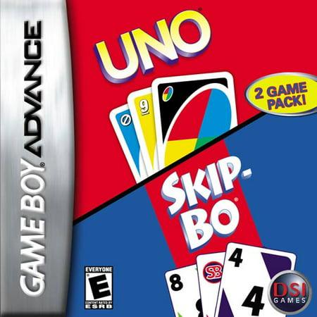 - Uno / Skip-Bo (GBA)
