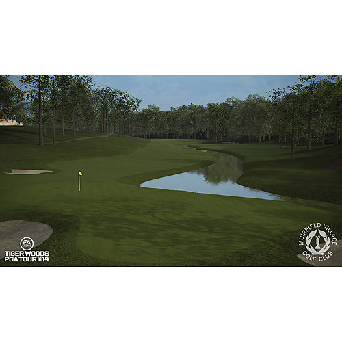 Tiger Woods PGA Tour 14 Historic Edition (PS3)