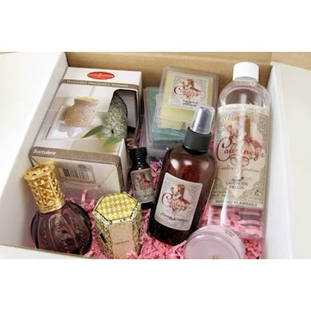 Courtney's Quarterly Subscription Fragrance Box