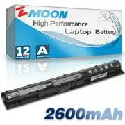 Laptop Battery KIO4 K104 KI04 800049-001 Compatible with Hp HSTNN-LB6S Pavilion 14-ab000~ab099 15-ab000~ab099 15-ag000~ag099 HSTNN-LB6T Rechargeable Computer Battery 14.8V 2600mAh