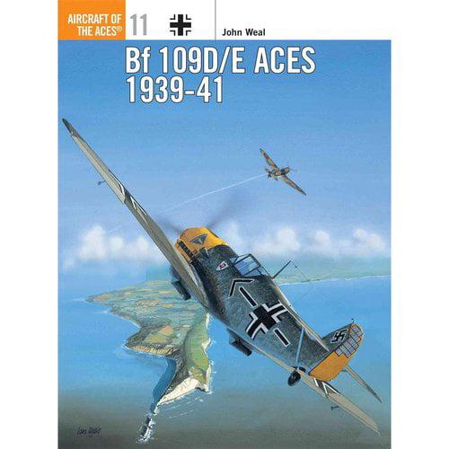 Bf 109D/E Aces 1939-1941