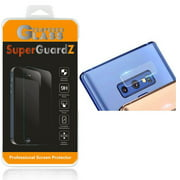 [2-Pack] For Rear Camera of Samsung Galaxy S10+ Plus - SuperGuardZ Tempered Glass Screen Protector, Anti-Scratch, 9H Hardness, Anti-Bubble, Anti-Shock