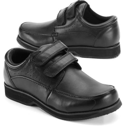 Michael Leather Velcro Strap Shoes
