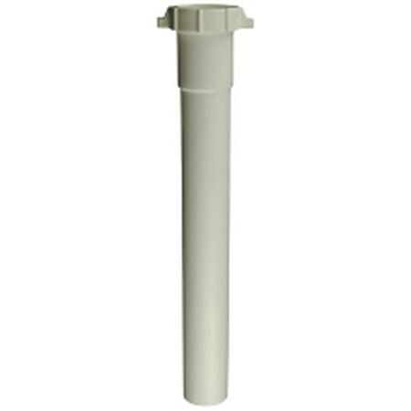 PVC Extension Tube - 1-1/2X12 Pvc Slip Joint Ext. Tube - 58090
