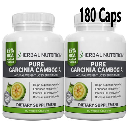 Garcinia Cambogia - BOGO *Special Sale Today* Two 90 Counts Bottles | 75% HCA | 1500mg | Maximum Strength