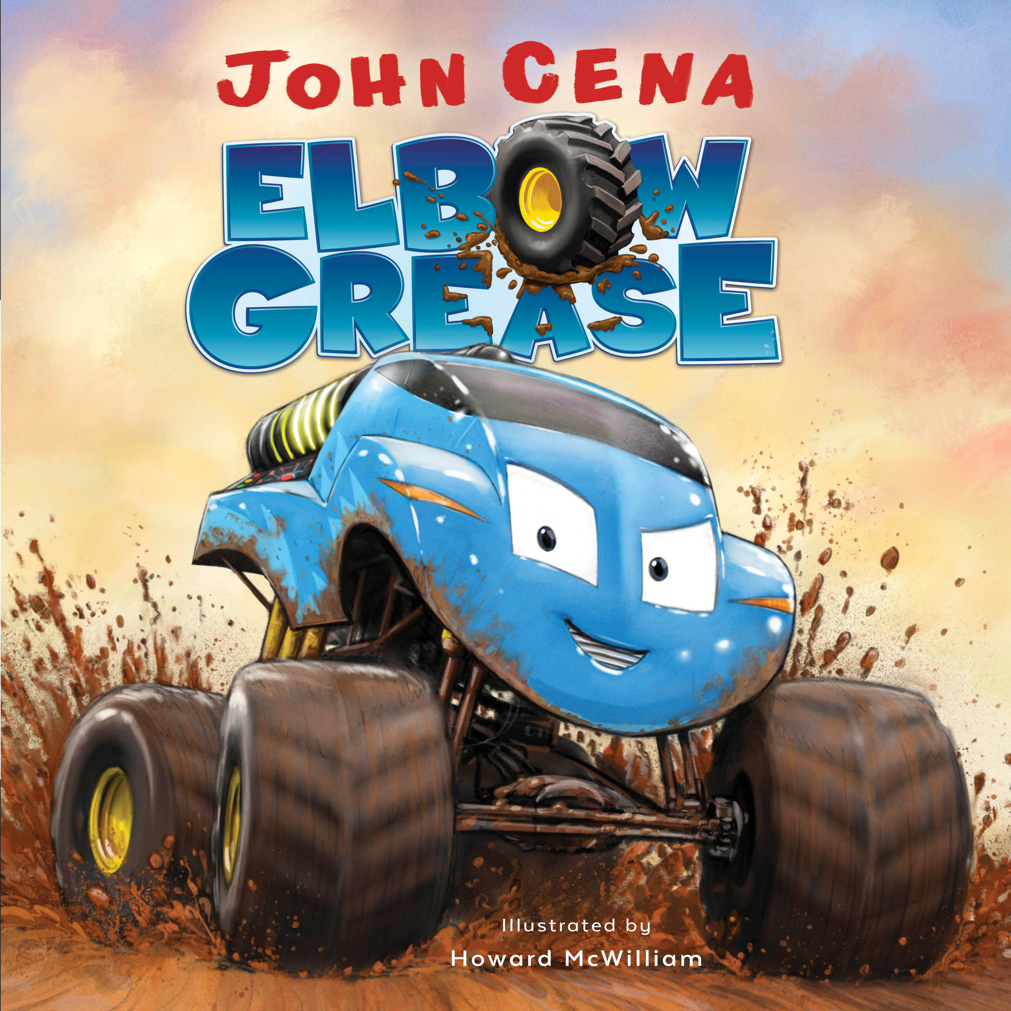 Elbow Grease (Hardcover)