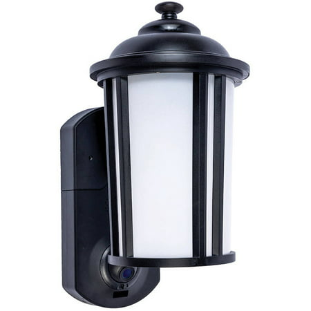 Maximus Traditional Smart Security Light and Camera ()