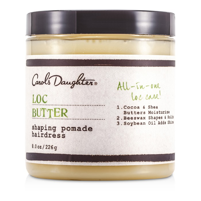 Carol's Daughter - Loc Butter 20433 -226g/8oz